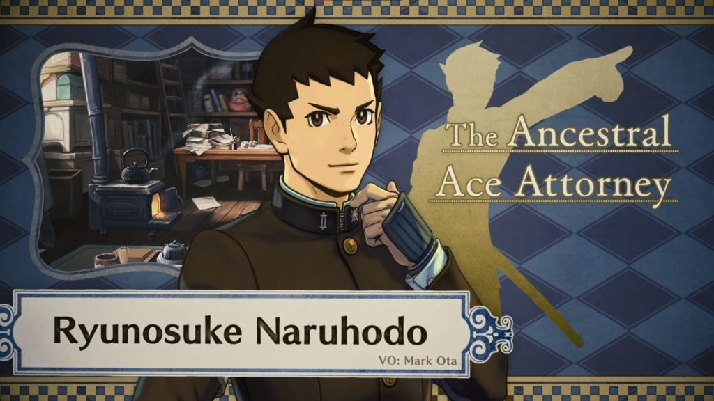 The release of The Great Ace Attorney Chronicles Western has been confirmed