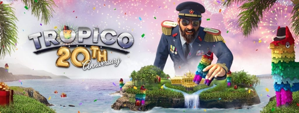 Tropico 6 will get free content to celebrate the series' anniversary