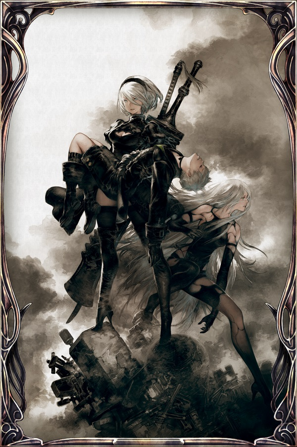 War of the Visions Final Fantasy Brave Exvius has teamed up with NieR: Automata in Event