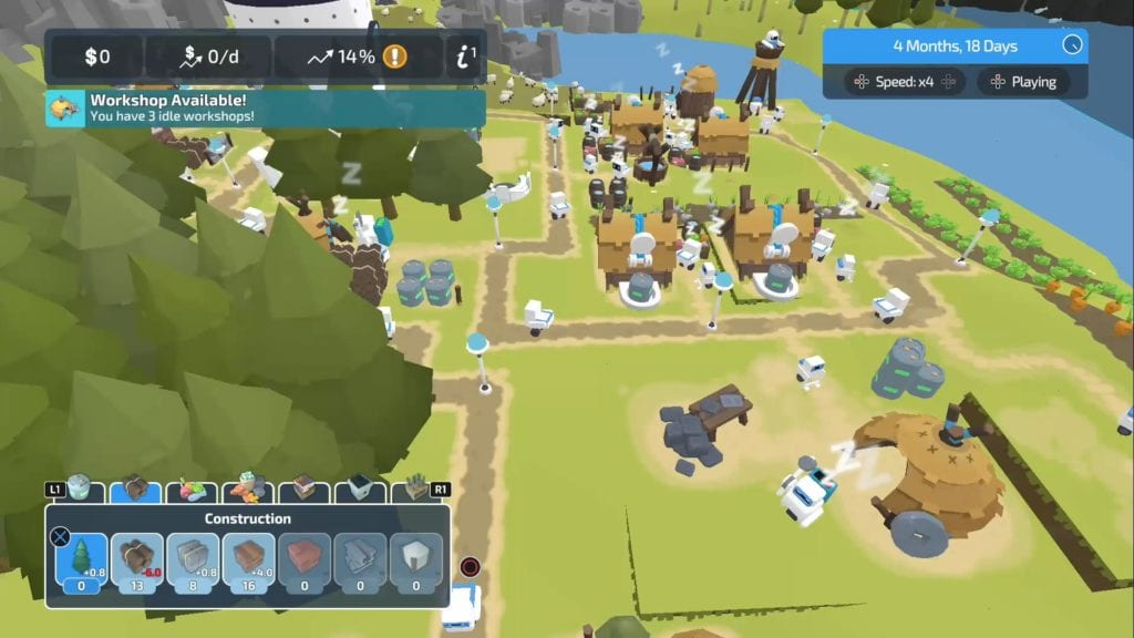 The Colonists now available on PlayStation, Xbox and Switch