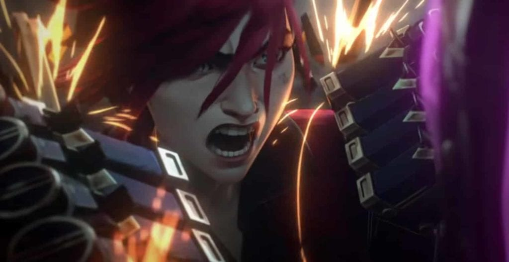 League of Legends Netflix Animated Series Adaptation Arcane officially announced