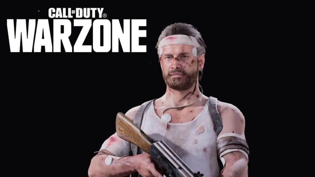 Are Rambo and John McClane members of Call of Duty Warzone?