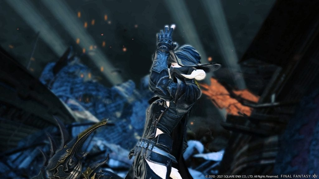 final fantasy xiv reaper