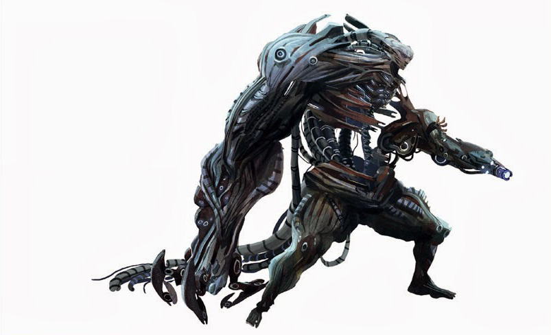 Mass Effect 3 almost had a Reaper Fied Illusive Man
