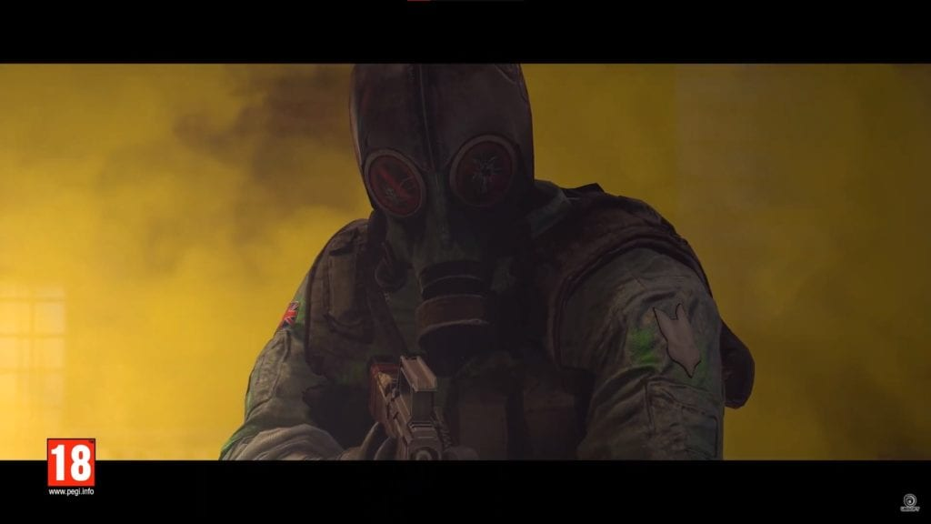 Tom Clancy's Rainbow Six Siege Limited Time Apocalypse Event begins today