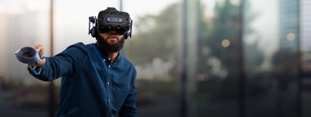 HTC VIVE Pro 2 announced at VIVECON 2021
