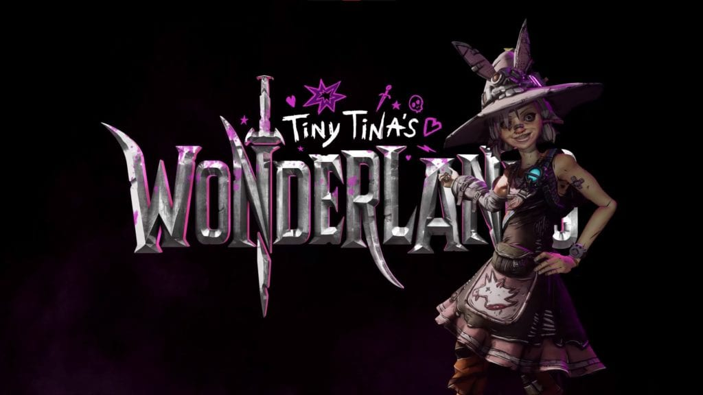 Tiny Tina's Wonderlands combines Borderlands and Dungeons and Dragons