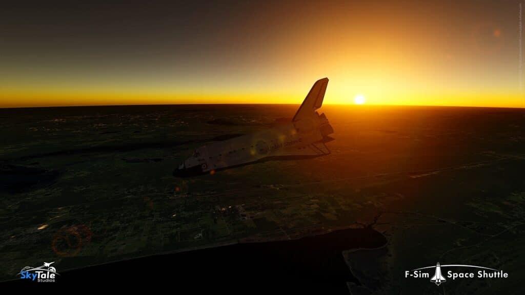 F-Sim Space Shuttle Sequel Coming Soon