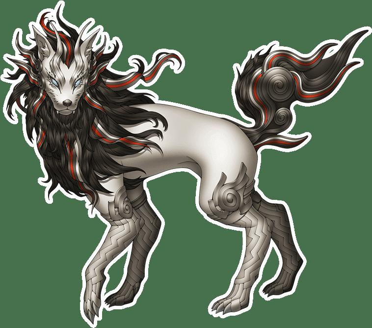 "Shin Megami Tensei V with Filipino Mythical Creature ""Manananggal"""
